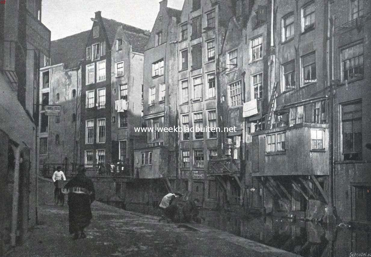 Amsterdam. Oudezijds Kolk