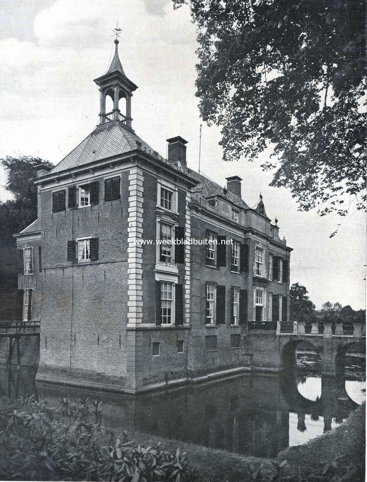 Het Huis te Windesheim, gezien van het zuidwesten