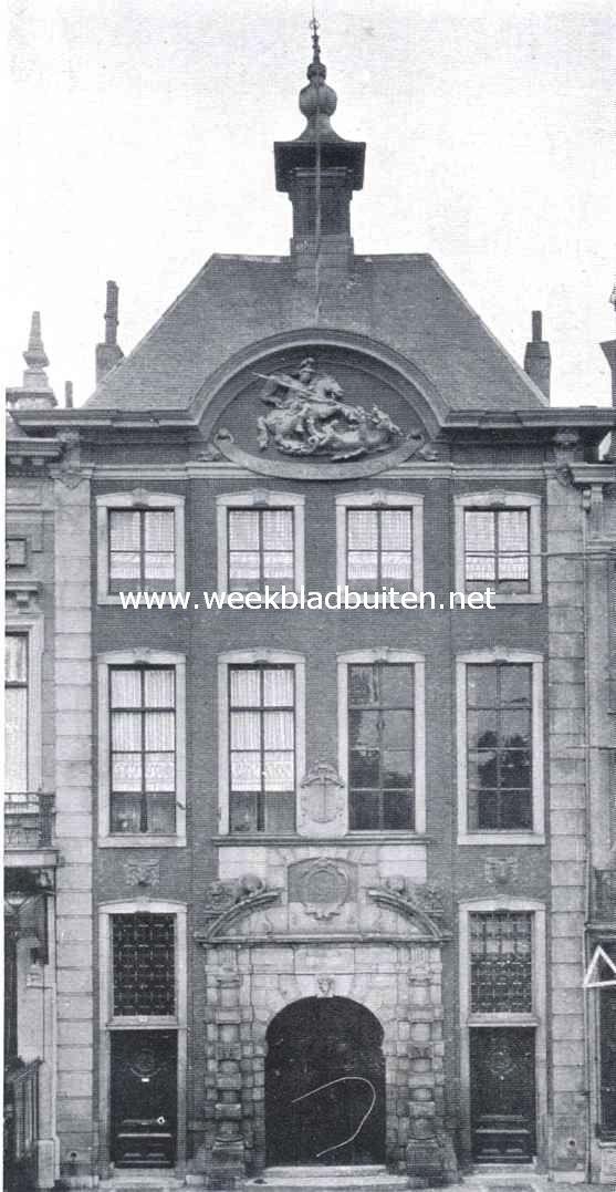 De voormalige Vleeschhal te Breda