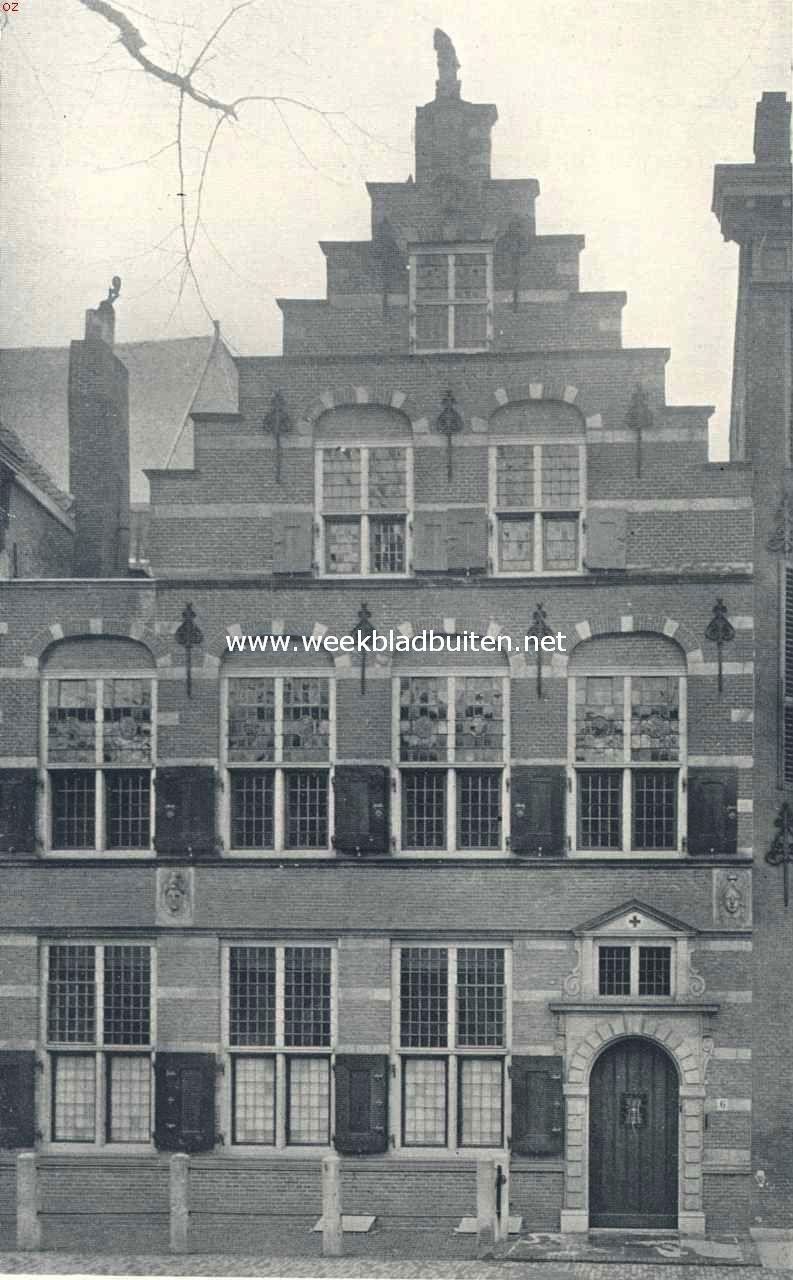 Het Pagehuis aan het Lange Voorhout