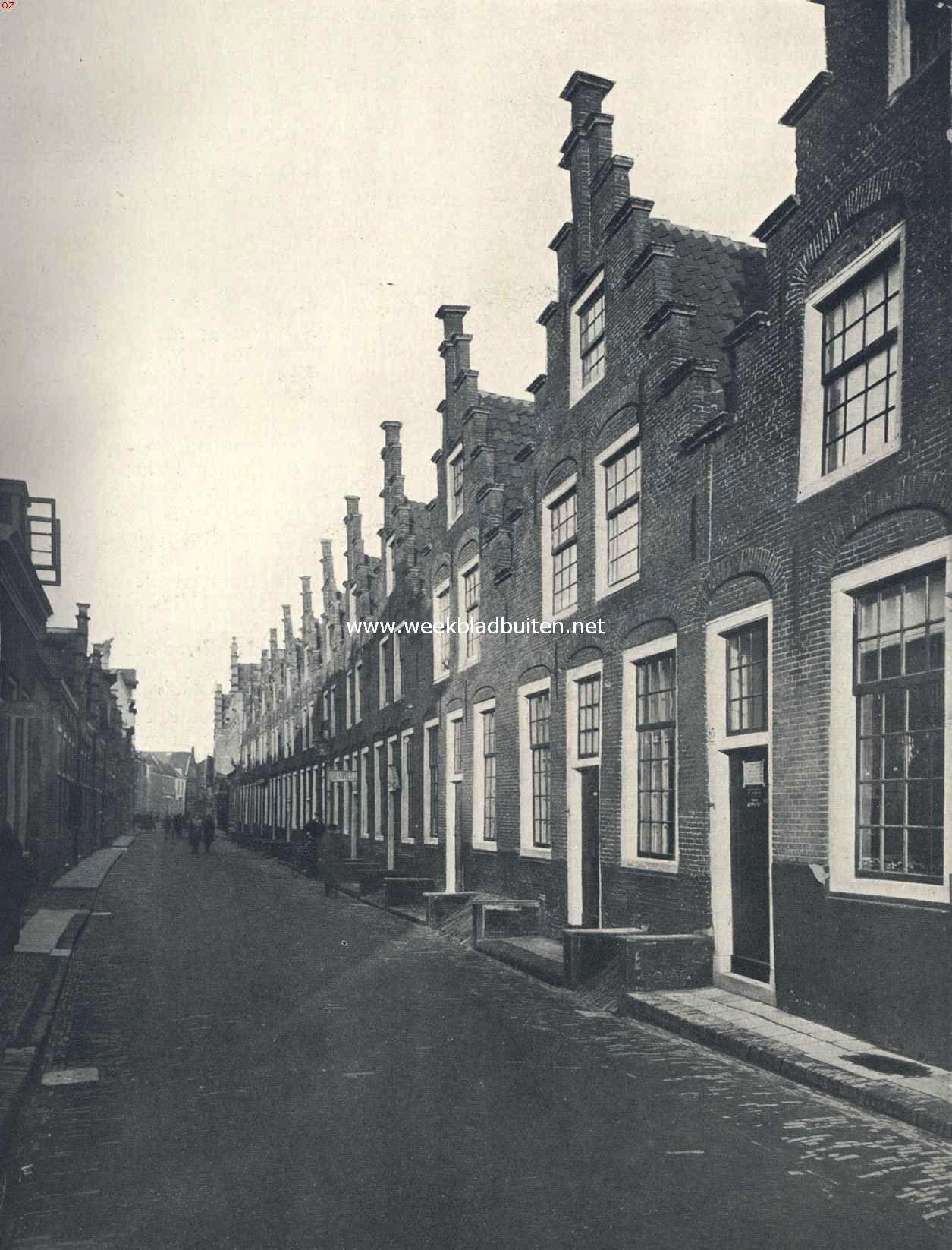 Kijkje in het Groot Heiligland te Haarlem