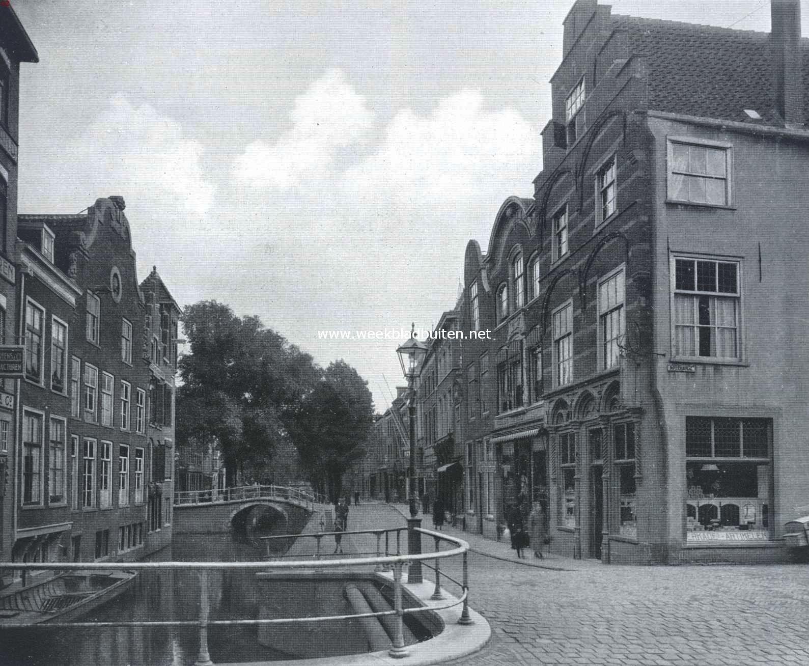 De Wijnhaven te Delft