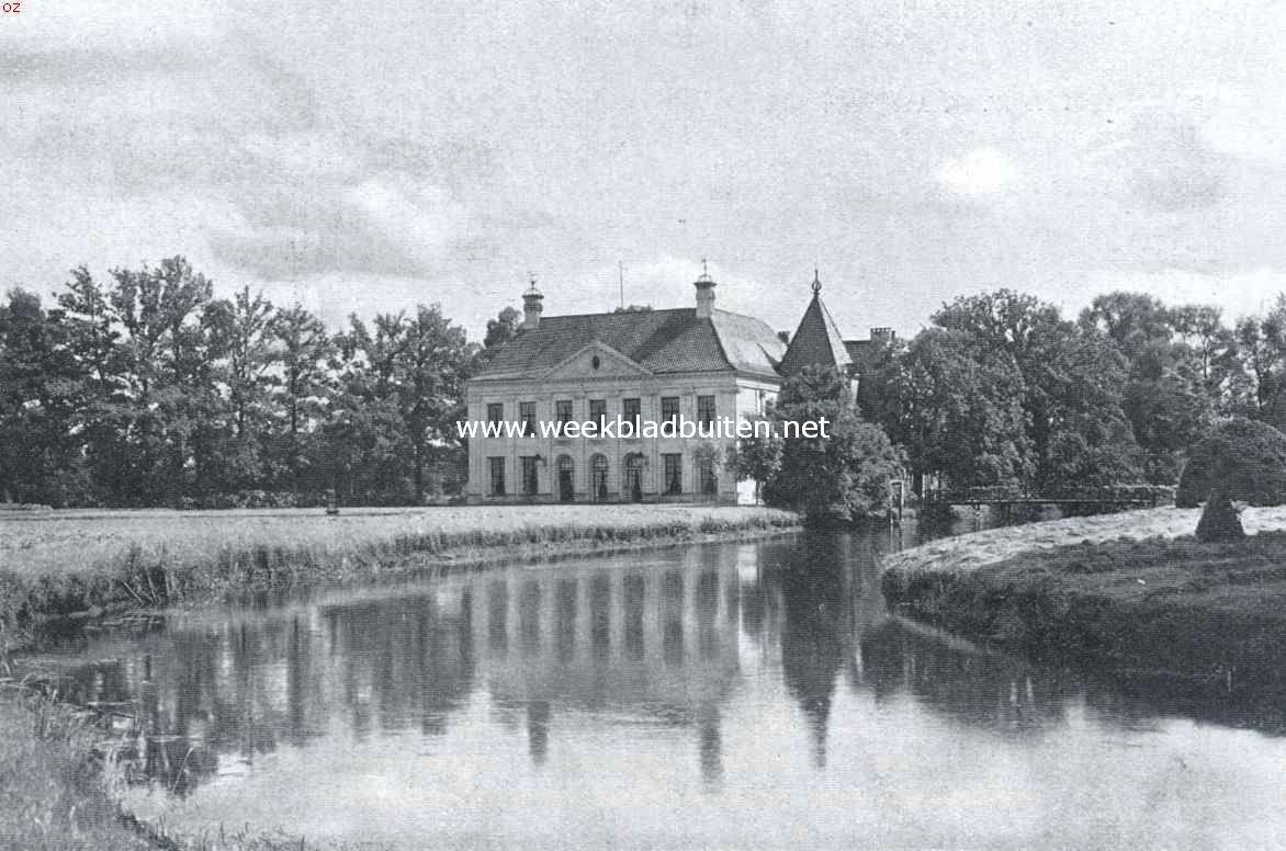 Door het land van de Dinkel. Huize Singraven bij Denekamp